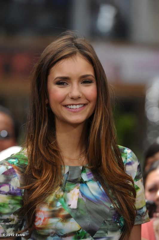 nina dobrev balayage google search hair pinterest