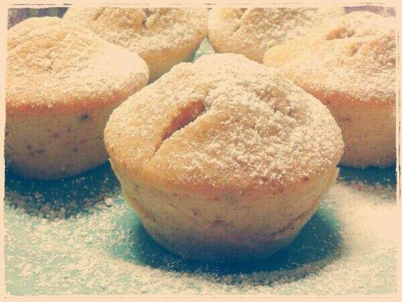 Apfelmus muffins thermomix