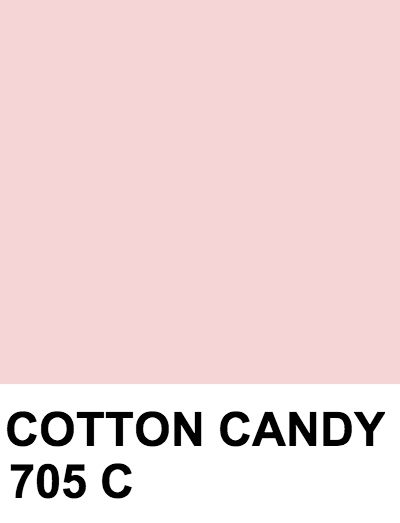 pantoneproject: COTTON CANDY #F7D6D6 705 C