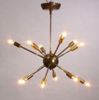 Sputnik light.