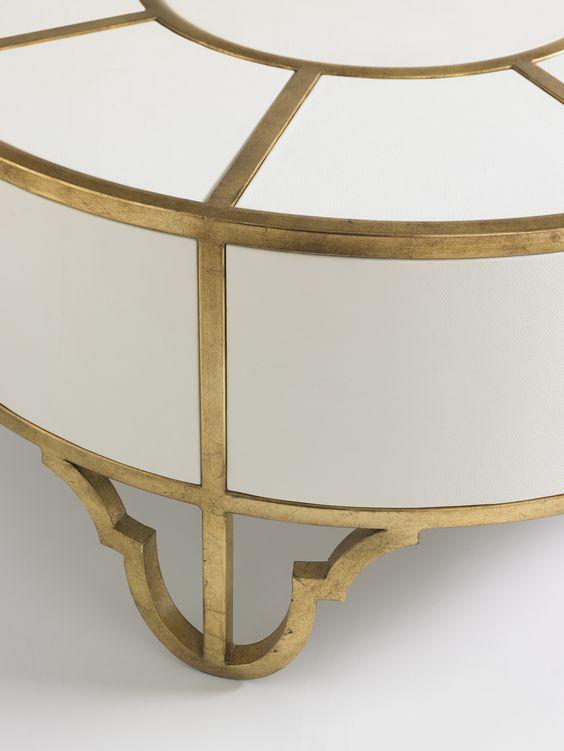 Detail Image of The Global Cocktail Table #hpmkt #interior_design
