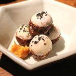 蕎麦懐石 無庵 - 石川小芋