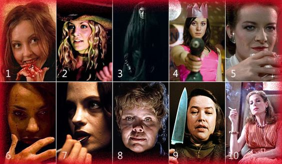 women portrayed horror films While this was a disappointing element of an otherwise good movie, it did make  me wonder about how women typically get portrayed in horror.