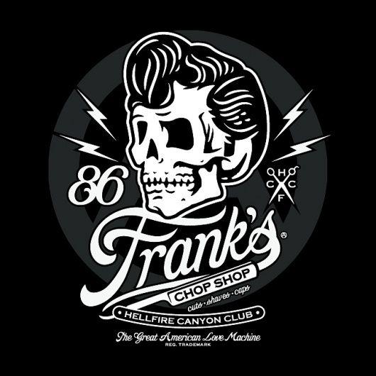 Franks Chop Shop logo
