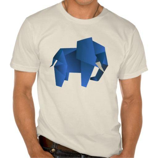 elefante do origami