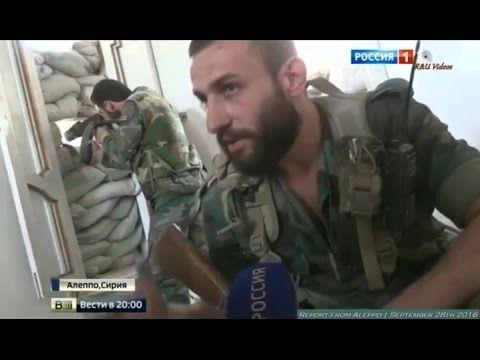 Guerra na Síria - Relatos de Aleppo - 28 de setembro de 2016