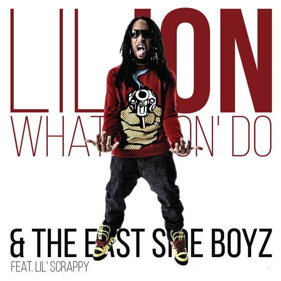 Lil Jon & the East Side Boyz, Lil Scrappy – What U Gon' Do (single cover art)