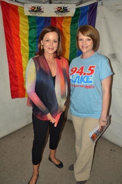 Belinda Carlisle at PrideFest 2012.