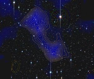 Dark Matter Filaments Detected In Abell 222 And Abel 223 Supercluster