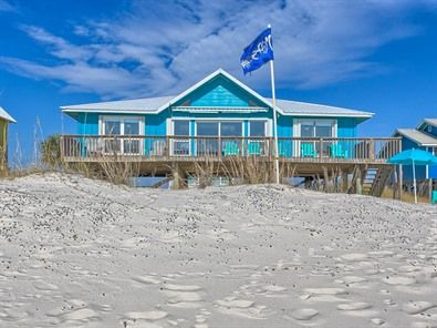 Mitts-issippi Fort Morgan Gulf Front Vacation House Rental.