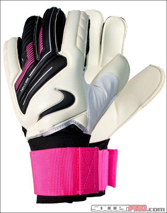 Nike GK Spyne Pro Goalkeeper Glove - White with Pink Flash...$74.99