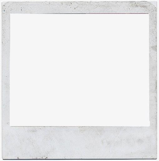 Polaroid Photo Frame Polaroid Photographic Paper Png