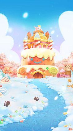 Sakura-L采集到游戏插画