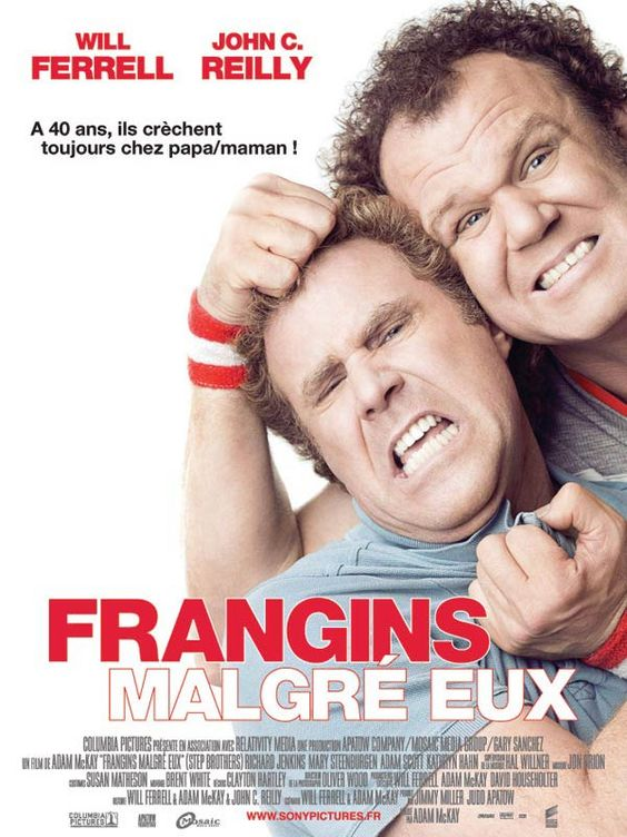 Frangins malgré eux - 19-11-2008