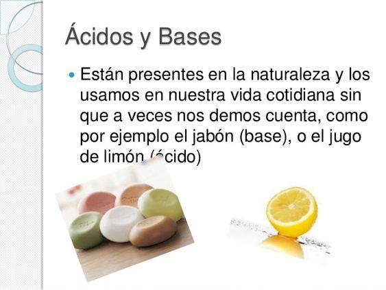 ácidos Y Bases En La Vida Diaria Messages Linkedin Profile