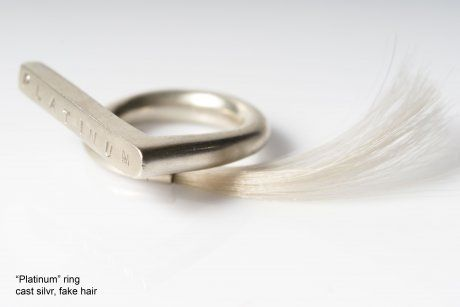 FARAH BANDOOKWALA - platinum ring
