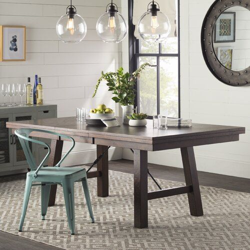 Rearden Upholstered Bench In 2020 Extendable Dining Table