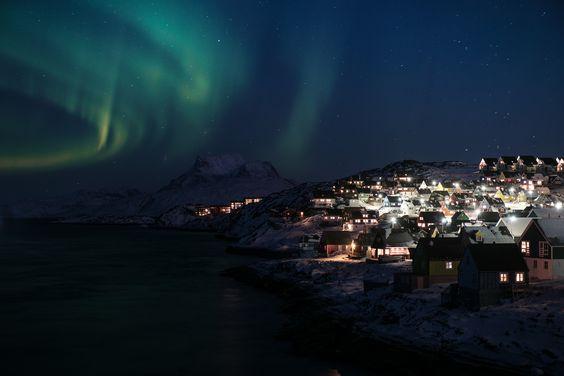 Nuuk - Nuuk, Greenland