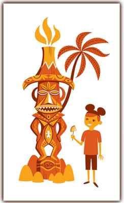 Shag Josh Agle Disney Enchanted Tiki Room 50th Le 100 Serigraph Pele Petey | eBay