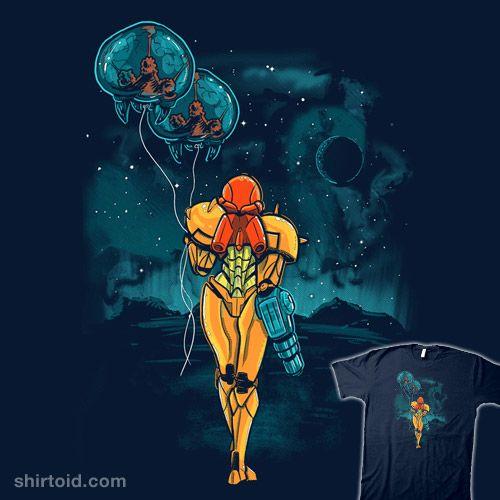 Samus' Balloons #Metroid #SamusAran