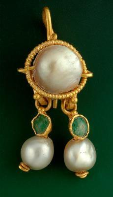 2000 year old Pearl Earring.