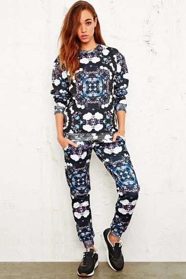 """Jaded London """"Flower Pop"""" Sweatshirt bei Urban Outfitters"""