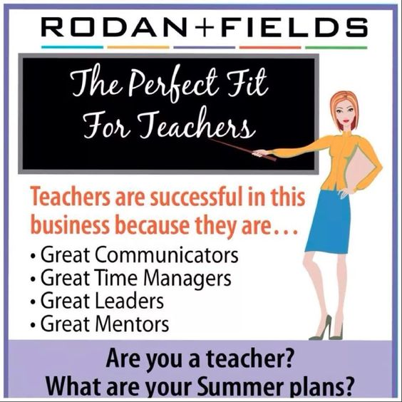 Calling all teachers!! This is a fun way to keep the summer exciting ... not to mention achieving great skin! kgalloway.myrandf.com