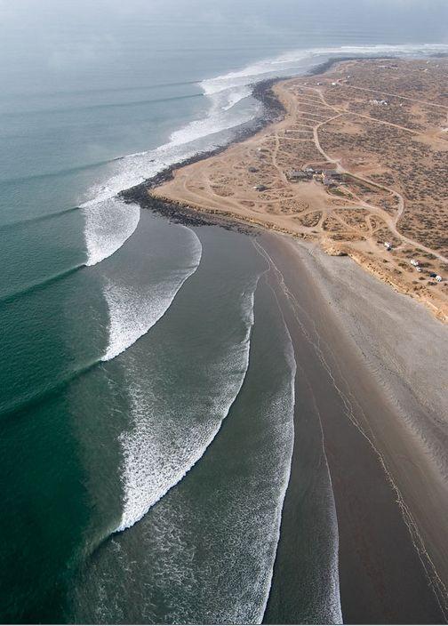 L'image du jour : Scorpion Bay auMexique