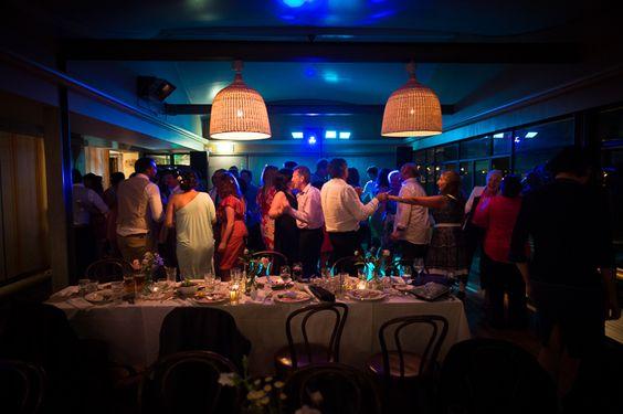 Wedding – Meg + Dom {Backyard+West Beach Bathers Pavilion, St Kilda}: