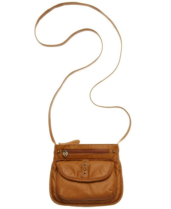 American Rag Handbag, Maize Crossbody - Crossbody & Messenger Bags - Handbags & Accessories - Macy's