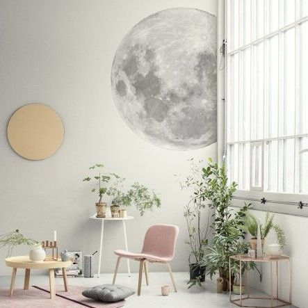 limonade la lune and papiers peints on pinterest. Black Bedroom Furniture Sets. Home Design Ideas