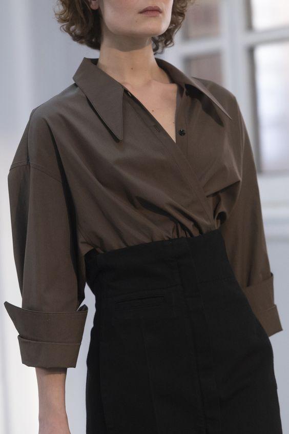 Lemaire Fall 2019 Fashion Show Details