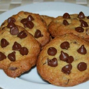 Kue kering oatmeal coklat