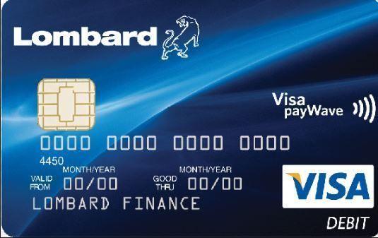 Lombard Credit Card Credit Card Visa Card Credit Card Benefits
