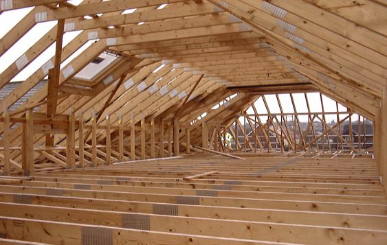 Roof Trusses Manufacturers In Southern California Rooftrussmanufacturerssandiego Trussmanufacturerssandiego Woo Roof Trusses Roof Truss Design Attic Truss