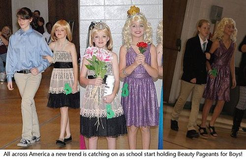 Beauty Pageants for Boys | http://truepetticoating.blogspot.com/ | Flickr