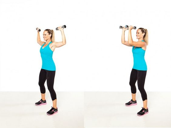 FitFriday #10: Upper Body + Cardio Workout | Set of ...