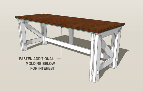 Custom Computer Desk Plans Beautiful Diy Computer Desk