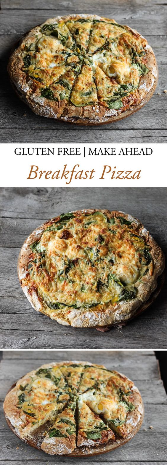 Breakfast pizza, Make ahead breakfast and Pizza on Pinterest