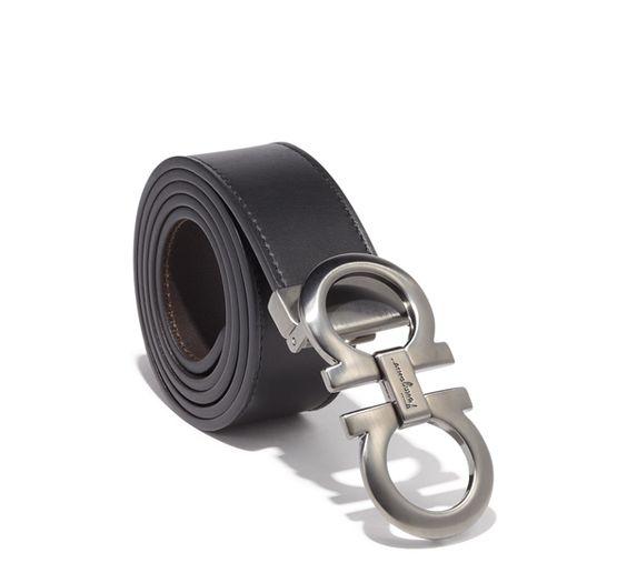 Cinturón reversible y ajustable | Salvatore Ferragamo