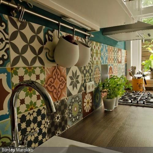 die 25+ besten mosaik fliesen selbstklebend ideen auf pinterest - Mosaik Fliesen Küche