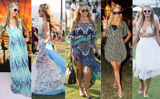 Vai ao Rock in Rio? Veja looks usados por famosas em festivais e inspire-se! - Moda - GNT