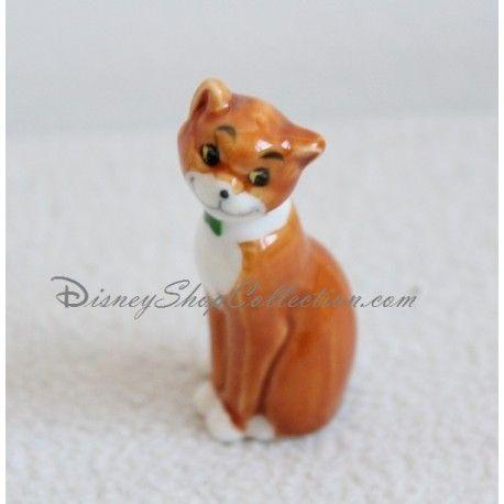 figurine cramique thomas omalley chat disney les aristochats
