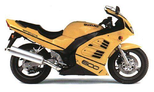 Suzuki Rf600 Factory Service Manual 1993 1999 Download Suzuki Suzuki Motorcycle Super Bikes