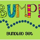 Bundled set of all 5 BUMP games... they're a fun and active way for young children to practice sight words.  $5.50