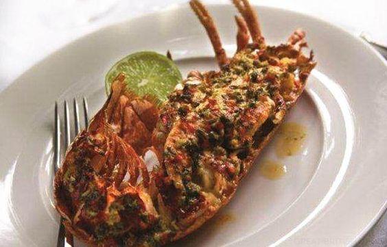 Grilled lobster -  Bryan Webb