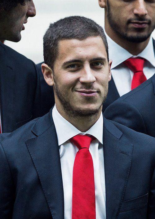 Eden Hazard #footballislife