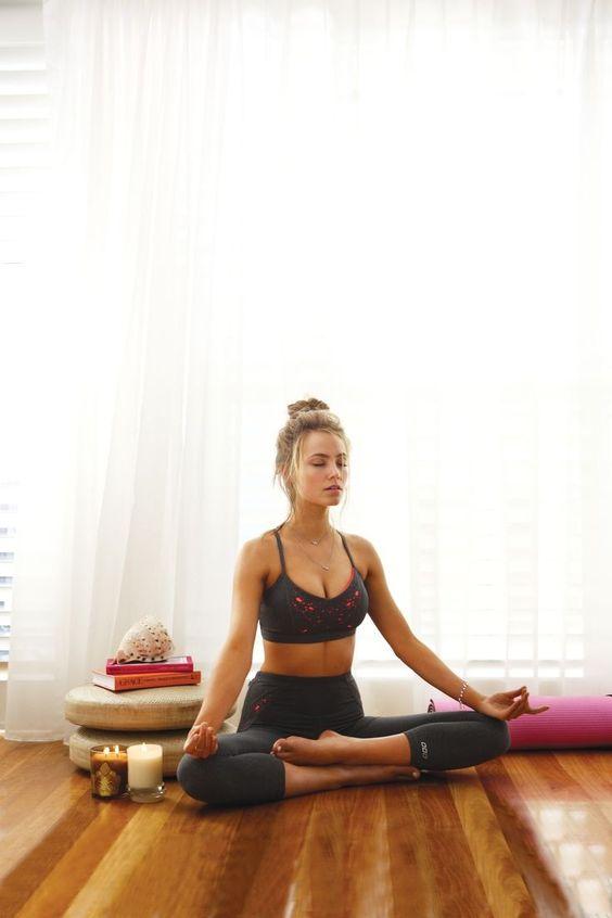 """Résultat de recherche d'images pour """"yoga meditation tumblr"""""""