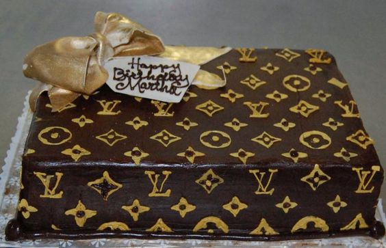 Louis Vuitton Cake Cakes Pinterest Louis vuitton ...