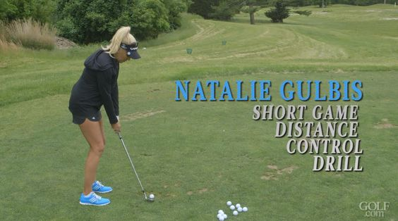 Golf.com: Natalie Gulbis Teaches You a Phil Mickelson Short Game Drill